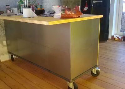 Rullebord til køkken